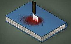 thematafel spannend boek